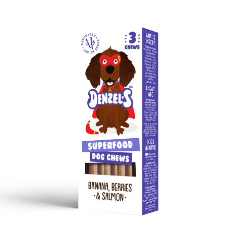 Superfood Fruity Dog Chews Pet Food