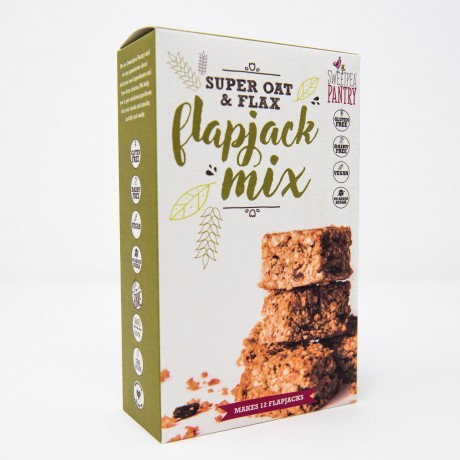 Super Oat & Flax Flapjack Mix