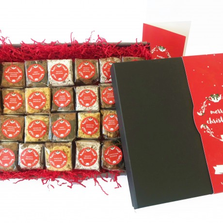 Ultimate Christmas Brownie Gift Box (Gluten Free)