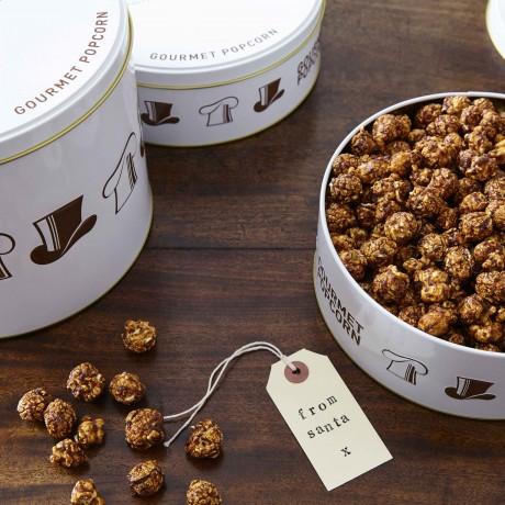 Gourmet Popcorn Gift Tin
