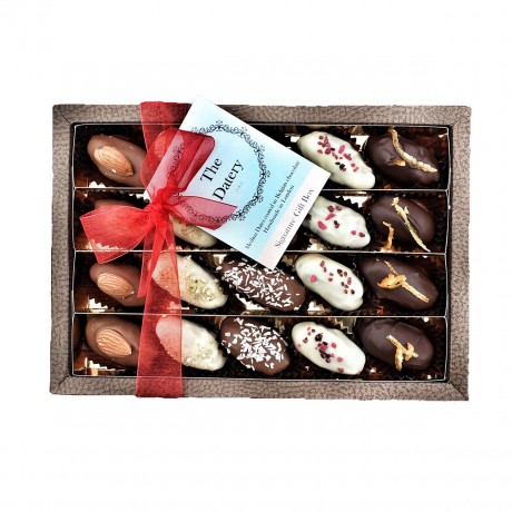 Chocolate Date Large Gift Box