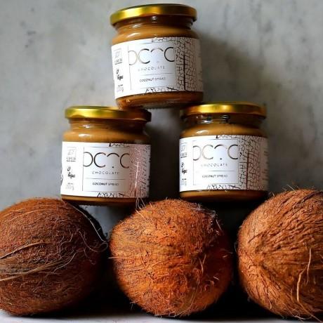 OCTO Coconut spread 200g