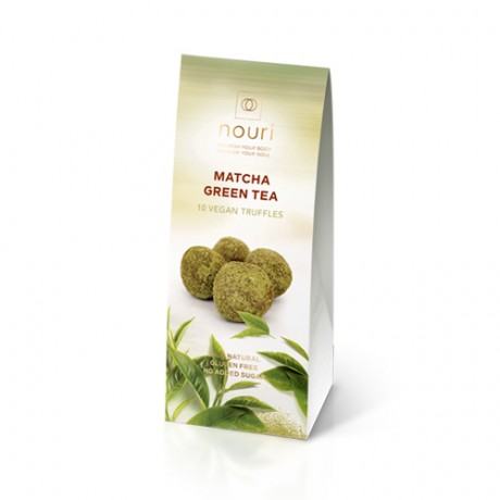 Vegan Truffles Matcha Green Tea