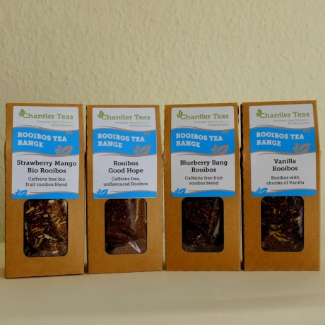 Rooibos Loose Leaf Tea Collection