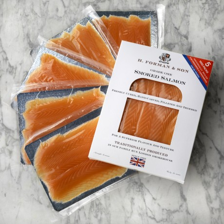 London Cure Smoked Salmon Convenience Pack