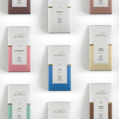 Low Sugar Milk Chocolate Alternative & Dark Bars Taster Pack (Free From)