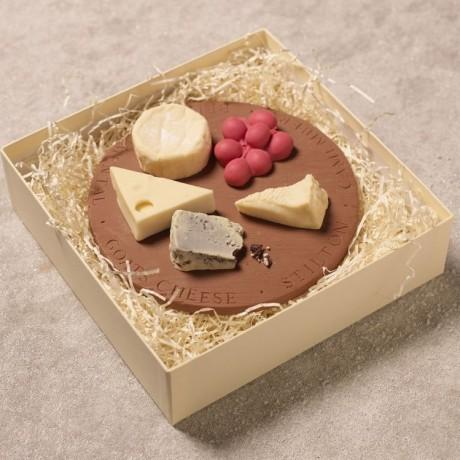 Chocolate Cheese Board