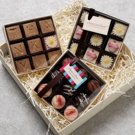 Thank You Chocolate Hamper