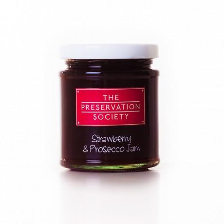 Strawberry & Prosecco Jam