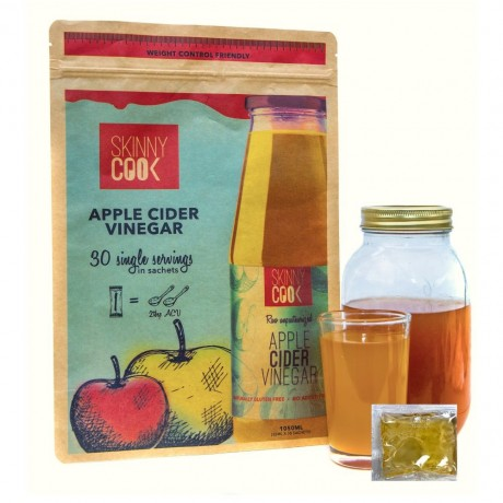 Premium Apple Cider Vinegar - 30 Sachet Pack