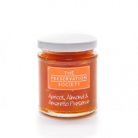 Apricot, Almond & Amaretto Jam Preserve