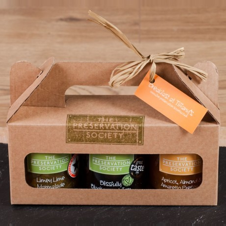 Luxury Jams Trio Gift Box