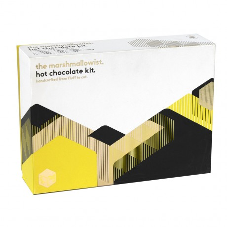 Gourmet Marshmallows & Hot Chocolate Gift Set