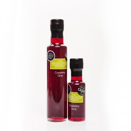 Cranberry Sirop Mixer