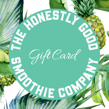 The Honestly Good Smoothie Co. Gift Card