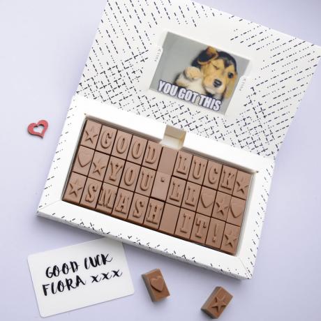 Goodbye Chocolates