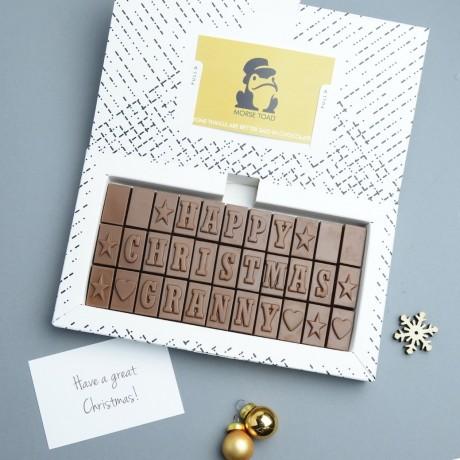 christmas chocolates for grandad