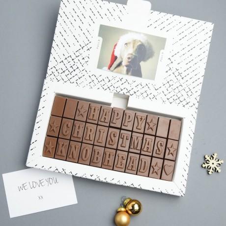 I Love You Dad Chocolates