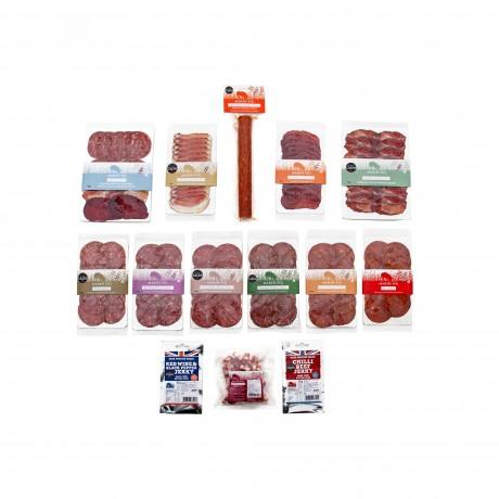 Feast Pack Selection
