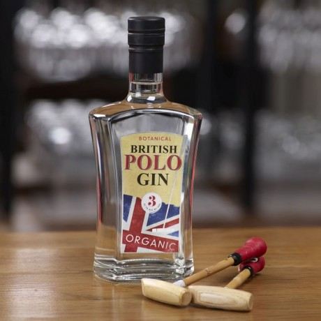 British Polo Gin No.3 Botanical