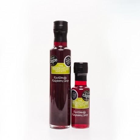 Raspberry Sirop Mixer