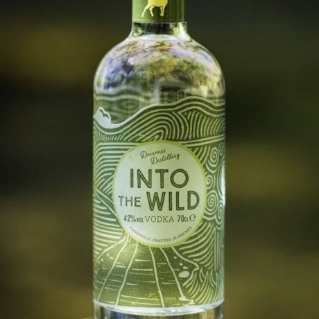 Orkney Into The Wild Vodka