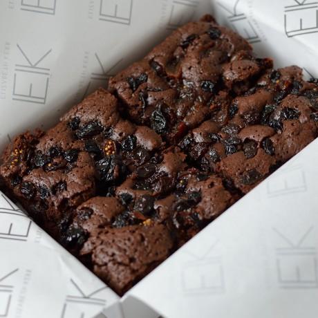 Festive Mince Pie Brownies