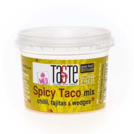 Spicy Taco rub
