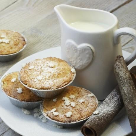 Mince Pies (Gluten & Dairy Free)