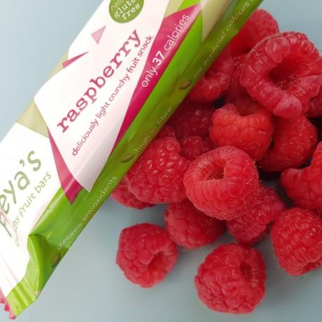 Freya's Crunchy Fruit Bars - Raspberry (15 pack)