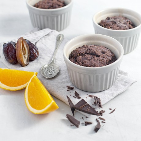 Chocolate Orange Sumptuous Oatbake