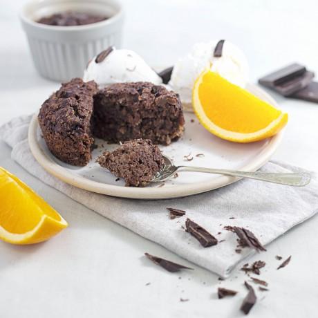 Chocolate Orange Sumptuous Oatbake