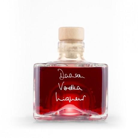 Bramble Whisky Liqueur (Personalisation & Choice of Bottle Shape) - 200ml Square