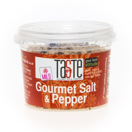 Gourmet Salt & Pepper
