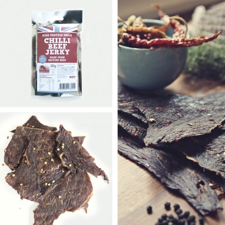 Rare Breed Chilli Beef Jerky 30-Pack