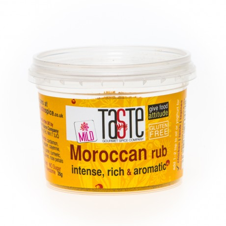 Moroccan rub