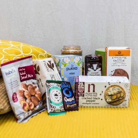Gluten & Dairy Free Selection Box