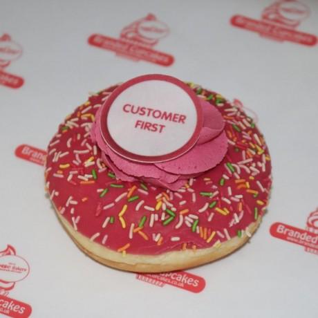 Bespoke Branded Donuts