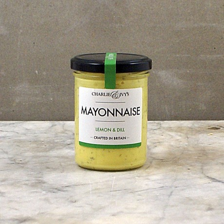 Lemon & Dill Mayonnaise