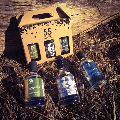 Pure Vodka Flavours Giftpack