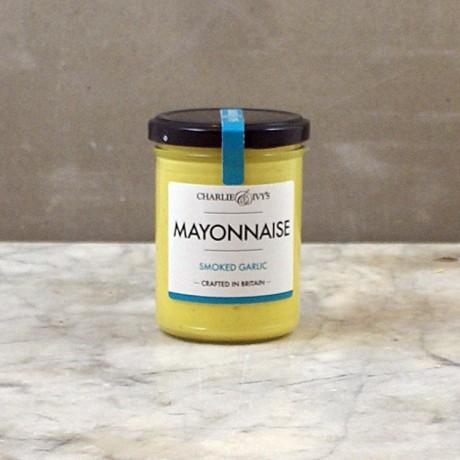 Smoked Garlic Mayonnaise