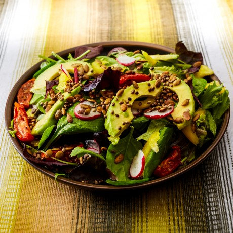 Sprinkle on Delicious Salads