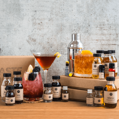 The TASTE Cocktails Six Month Cocktail Subscription [CLONE]