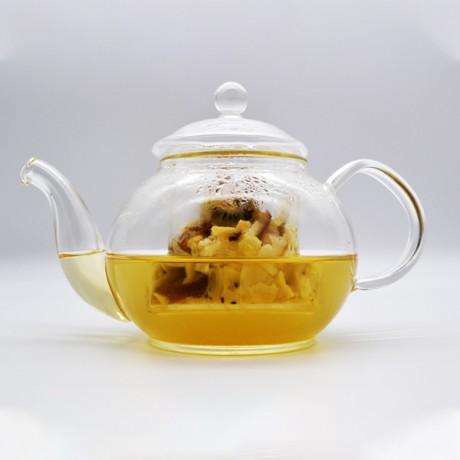 Nim's Edible Teas - Pineapple & Kiwi Tea
