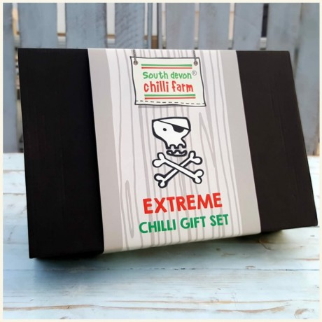 Extreme Heat Chilli Sauce Gift Set