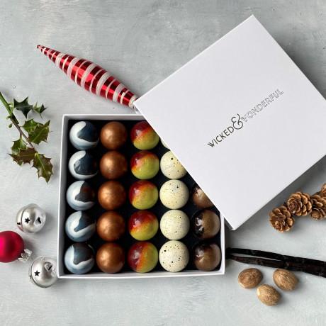 25 Christmas Chocolate Box