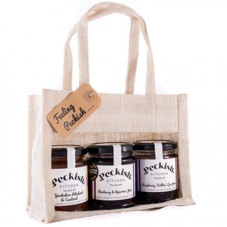 Luxury Jam 3 Variety Gift Pack