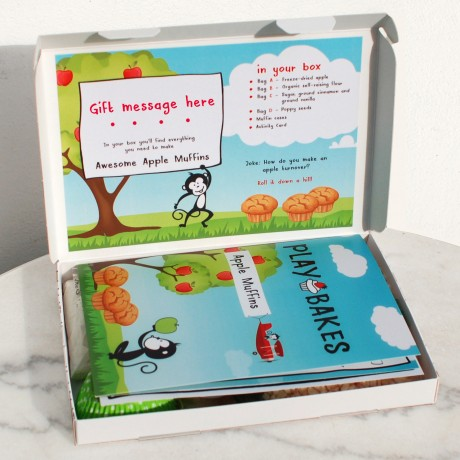 Kids Baking Kit Subscription