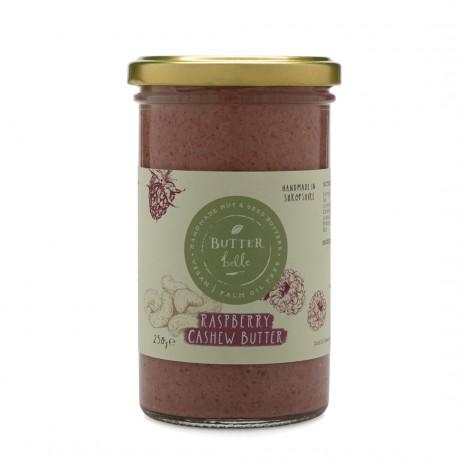 Raspberry Cashew Butter