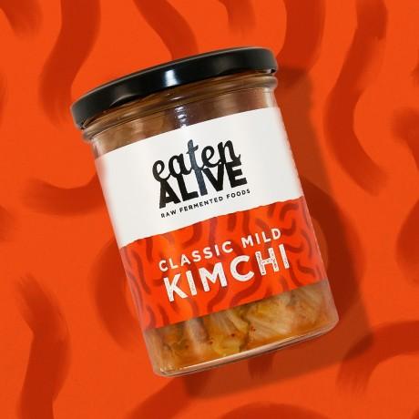 Vegan Raw Classic Mild Kimchi